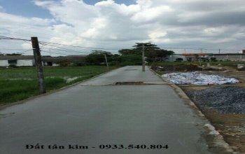Bán đất xã tân kim, cần giuộc - quốc lộ 50, 315tr/80m2, thổ cư 100%
