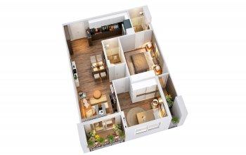 Chiết khấu nhanh 90tr khi mua căn hộ 2 ngủ golden field mỹ đình. lh: 0976.521.076