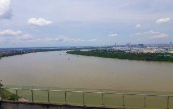 Bán penthouse Brilliant Đảo Kim Cương, 678 m2, 3 view sông, full nội thất sang trọng