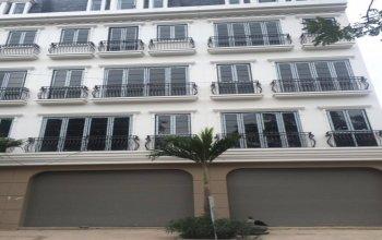 Bán nhà 5 tầng 65m2 mặt phố mỹ đình có thang máy vị trí kinh doanh, cho thuê tốt