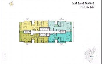 Suất nội bộ các căn penthouse vinhomes central park tòa p5-p6, giá tốt nhất, nhận nhà ngay. pkd: 0906626505