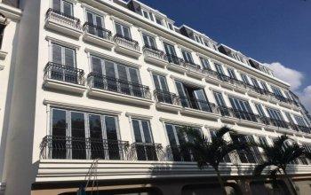 Bán gấp nhà mặt phố mỹ đình nam từ liêm 5 tầng 70m2 đang cho thuê giá cao