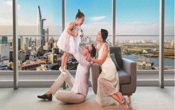 Sở hữu căn hộ penthouse ngay trung tâm thành phố, diện tích 250m2 giá chỉ 19 tỷ (vat+pbt). lh: 0906626505