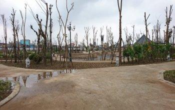 Bán lô đất lâm viên 2 đối diện công viên thiên thủy dự án tnr đồng văn