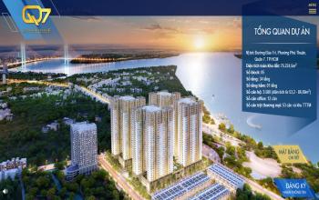 Căn hộ q7 saigon riverside complex có gì khác biệt? để bán hết hơn 800 căn chỉ trong 1 tuần mở bán