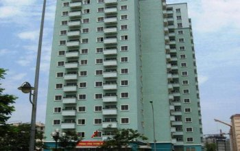 Cho thuê chung cư N2B Trung Hòa Nhân Chính, 2 ngủ,  đủ đồ, giá 8.5tr/tháng