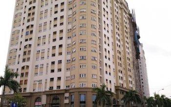 Bán căn hộ ngõ 234 hoàng quốc việt, kđt nam cường, dt 106m2, sổ hồng,tầng cao, wiv đẹp