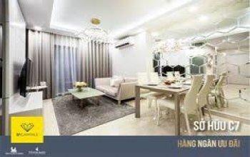 Bán căn hộ chung cư tại Dự án Vinhomes D'Capitale, Cầu Giấy, Hà Nội diện tích 112m2 giá 7.081 Tỷ