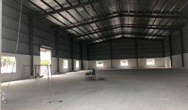 Cho thuê xưởng ở cụm công nghiệp Thường Tín Hà Nội 500m2 tới 8100m2 mới đẹp