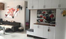 Cho thuê căn hộ ngõ 106 Hoàng Quốc Việt, cc Nghĩa đô, 93m2, 03 ngủ, full nội thất mới tinh.