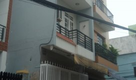 Bán Nhà Mặt Tiền Lê Sao P.Phú Thạnh Q.Tân Phú DT 4x19m