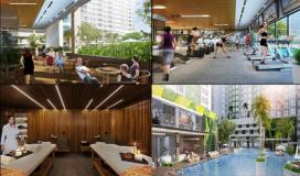 Căn hộ cao cấp 3 mặt sông duy nhất ở Sài Gòn, CĐT Sacomreal mở bán đợt 1 chỉ với 55tr/m2