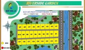 Bán đất nền biệt thự vườn tại bến lức, long an với giá chỉ 1,5 triệu/m2