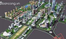 Cần bán lô đất ngã tư 127m2 giá 50tr/m2. làm siêu thị, nhà hàng khách sạn sinh lợi cao