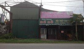Cần cho thuê nhà xưởng mặt đường ql 21a, 800m2, giá thuê cực rẻ. lh