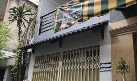 GÍA MỀM!! bán Nhà riêng đường Thành mỹ, P8, Q.TB vị trí nở hậu