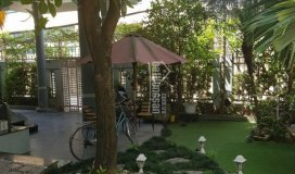 Cho thuê biệt thự sân vườn đẹp nhất phố nguyễn sơn, long biên