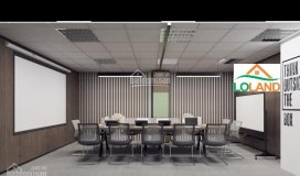 Cho thuê văn phòng trọn gói tòa nhà việt á số 9 duy tân, dt 15-17-20-25-50-100m2