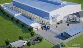 Cho thuê xưởng 1500m2 giá rẻ kcn quất động