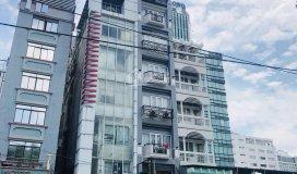 Cực hot bán khách sạn mặt tiền nguyễn thị minh khai 5x32m nh(10m) 8 lầu. hđ thuê 273.24 triệu/1th
