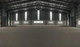 Nhà xưởng tại Hà Nội KCN Nguyên Khê 2210m2 có thể thuê 1/2, mới đẹp