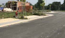 Lô đất mặt tiền đường lớn chợ Đại Phước, Nhơn Trạch giá rẻ, cần bán gấp