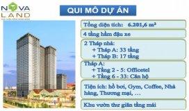 Cần Bán Căn Hộ The tresor 2PN , 65m2 , Giá 3ty5
