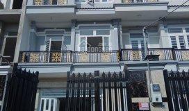 Sổ riêng ! ( dt: 3,5 x 12 ) nhà 3 tầng 4 p.ngủ mt hẻm 8m trải nhựa - nhà hướng đông nam - chính chủ