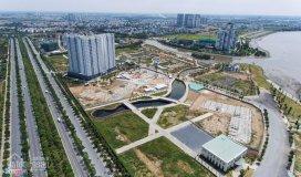 Villas vàng bên sông sài gòn, giá từ 75tr/m2, 22.8x20m, 23.6x20m, 25.5x20m, 32x20m. lh