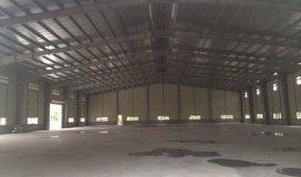 Nhà xưởng tại Yên Mô Ninh Bình 3980m2, 5000m2, trạm điện 900KVA