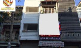 Cho thuê nhà MT Trần Bình Trọng Q5,DT: 3.5mx15m,3 Lầu,Giá: 50 Triệu