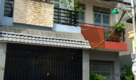 Bán Nhà Hẻm 7m Thông Đường A P.Phú Thạnh Q.Tân Phú
