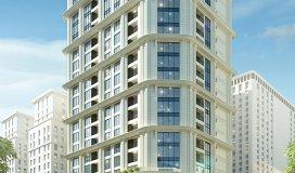 ITA LAND – cho thuê văn phòng giá cực hấp dẫn Tại HDI Tower 55 Lê Đại Hành