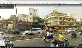 Cho thuê mặt bằng 3 mặt tiền 75 Hoàng Văn Thụ quận Phú Nhuận