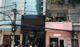 Cho thuê nhà MT Nguyễn Thị Minh Khai Q1,DT: 4mx16m,3 lầu,Giá: 4000$