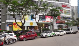 ITA LAND – cho mặt bằng TTTM  tại Hà Nội Center Point 85 Lê Văn Lương – Thanh Xuân – Hà Nội