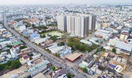 Bán căn hộ sinh thái block a, 4 mặt tiền đường trường chinh - phan văn hớn. lh: