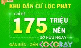 Bán đất nền điện ngọc khu dân cư Lộc Phát giá rẻ