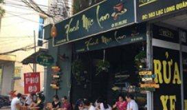 Cần chuyển nhượng quán cafe 583 lạc long quân, tây hồ