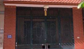 Chính chủ cần cho thuê nhà 3 tầng số nhà 27 ngõ 31 trần quốc hoàn