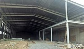 Chính chủ cho thuê nhà xưởng 2.000m2 đường ql13, container di chuyển thoải mái.
