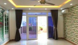 Cho thuê 3 tầng lầu nhà mặt tiền, thuận lợi để ở và làm văn phòng kinh doanh