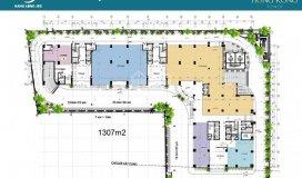 Cho thuê mặt bằng kinh doanh tại chung cư mới dt từ 83m2 trở lên giá thuê hợp lí.lh