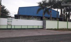 Cho thuê nhà xưởng đẹp mới sản xuất xong diện tích 5500m2 giá 220tr/tháng