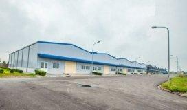 Đất công nghiệp và xưởng 7015m2 tại Bắc Ninh, Thuận Thành 3, KCN Khai Sơn