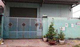 Xưởng cần cho thuê ấp tiền lân, bà điểm, hóc môn dt 500m2. giá: 25 tr/th
