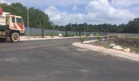 Bán gấp 10 nền đất sổ đỏ KDC Phú Hữu giá CĐT, liền kề dự án Dragon Village Phú Long. LH 0901355884