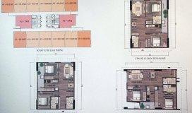 Chính chủ bán căn hộ 70m2, tầng đẹp chỉ từ 1,4 tỷ dự án nhà ở cho CBCS Bộ Công An. LH: 0969301605