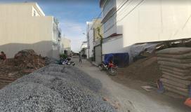 Lô đất hẻm 86 đường Đình Phong Phú, Tăng Nhơn Phú B, quận 9 60.8m2/3