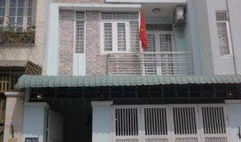 Bán nhà MT Đô Đốc Long P.TQ Q.Tân Phú 4m x 19m 2 lầu 6 tỷ
